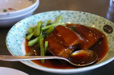 長崎ちゃんぽん 角煮まんじゅう (2009-09-19)