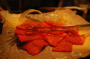 用賀 焼肉ほどり (2009-10-10)