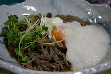 飯田市 蕎麦 (2010-06-14)