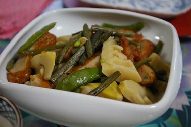 飯田市 煮物 (2010-06-15)