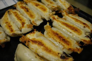 皮から手作り餃子 (2010-12-11)