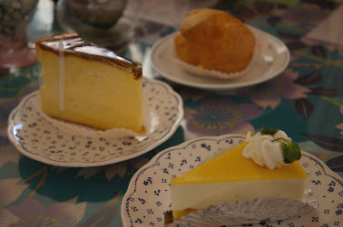 トップのケーキ (2011-02-14)