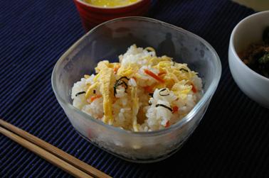 ちらし寿司 (2011-08-01)