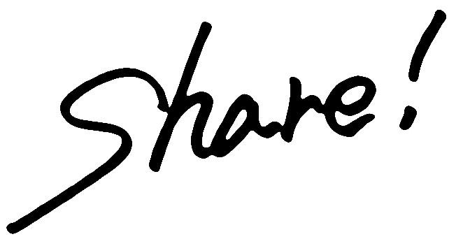 『Share! 』始まりました!